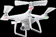 dron transparente